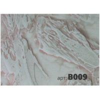 штатулетка из прозрачного гибкого пластика B009-1
