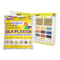 Жидкие обои Silk Plaster Ист, упаковка