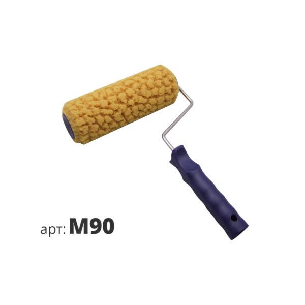 декоративный валик искусственная морская губка в сборе M90
