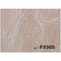 Рисунок декоративной терки замшевый лоскут PX005