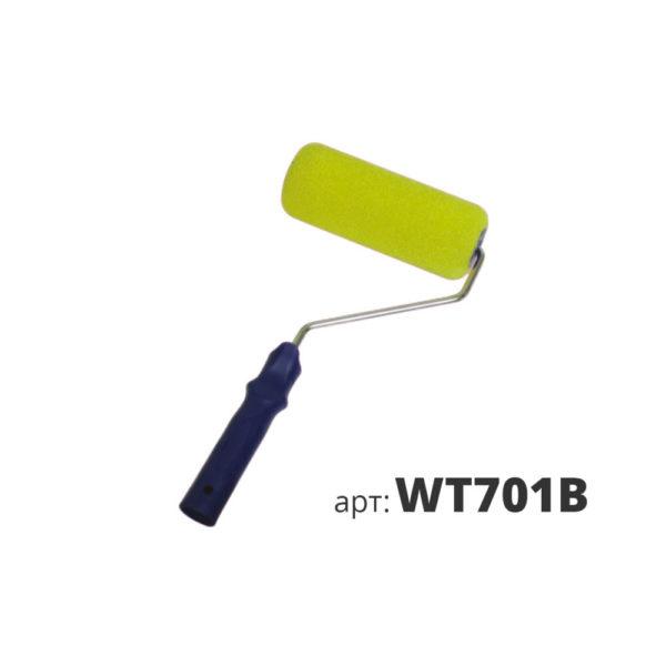 декоративный валик с жесткой пористой структурой wt701b