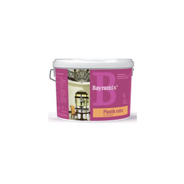 Водоэмульсионная, акриловая краска Bayramix Plastik Extra